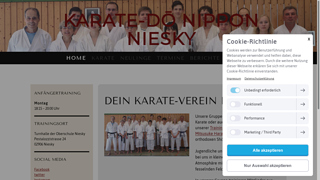 "1. Nieskyer Karateverein ""Nippon Niesky"" e.V."